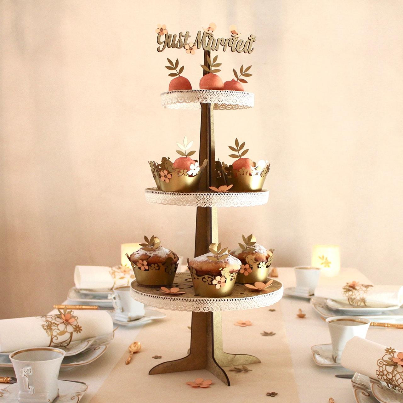 Candy Bar Hochzeit  Tischdeko Geschenke