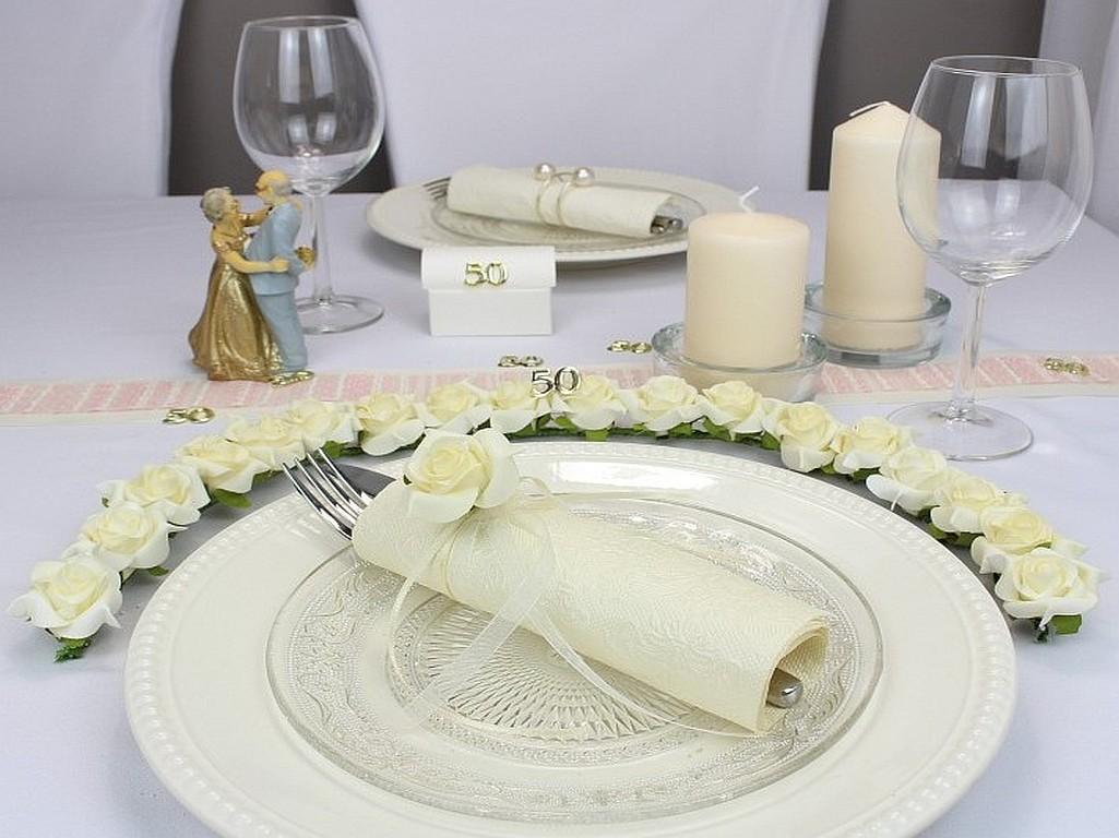 Deko Ideen Fur Goldene Hochzeit