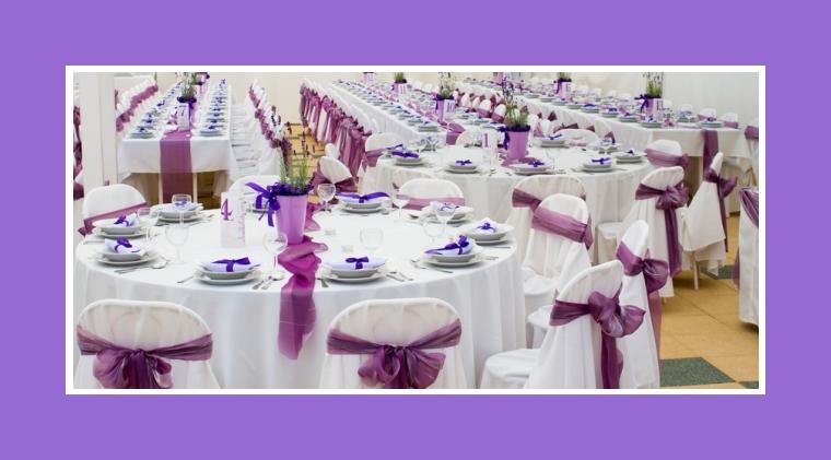 Tischdeko Provence  Tischdekotips