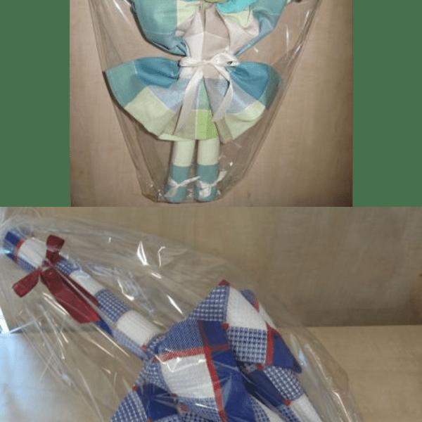 Geschenke aus Geschirrtücher von Ross