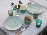 Grün & Form große Teller