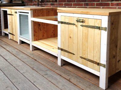 Außenküche/Grillstation