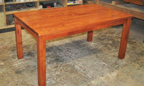 Ausziehbarer Tisch #3