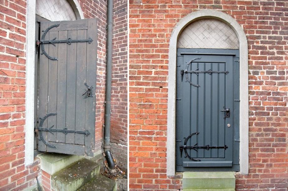 Kirchentür Bassum