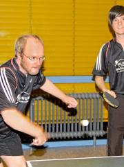Dillhausen Dirk Wolf und Christian Burger