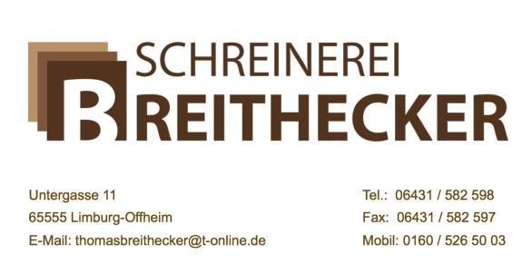Schreinerei Breithecker_Details