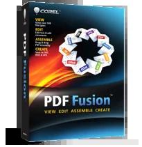 Corel PDF Fusion, The all-in-one PDF creator 1