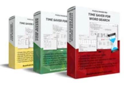 Puzzle Maker Pro - Time Saver Bundle 1