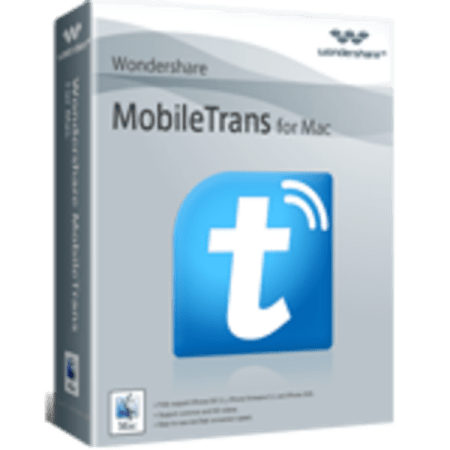Wondershare MobileTrans for Mac 1