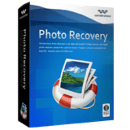 Wondershare Photo Recovery for Windows 1