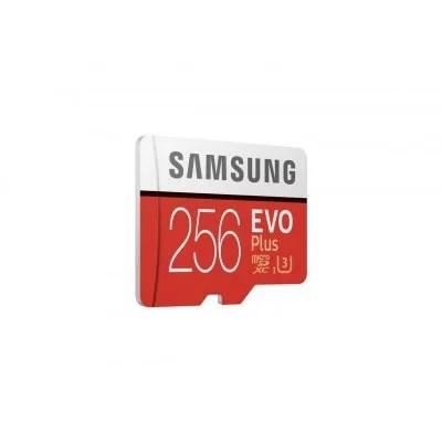 Samsung UHS - 3 64GB Micro SDXC Memory Card - Chestnut Red 64GB 1