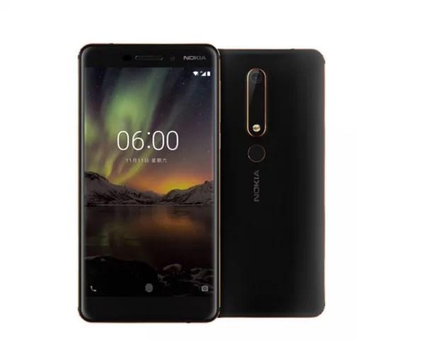 Nokia 6 (2018) 1