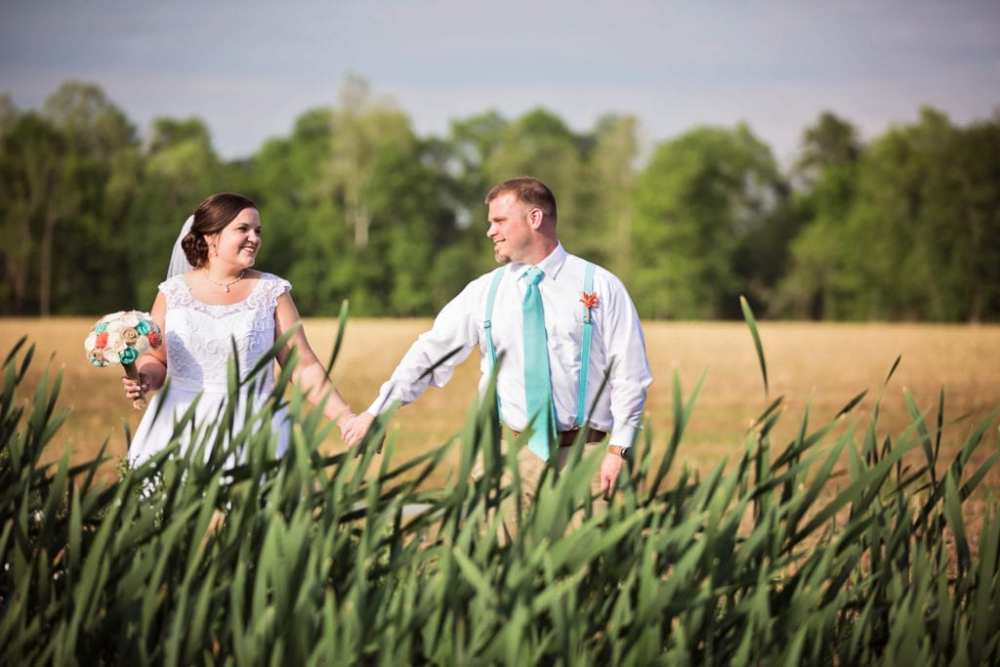 Stacey & Eddie's Barn Wedding Sweet Water Springs Farm Millerstown Pa camp hill wedding photographers