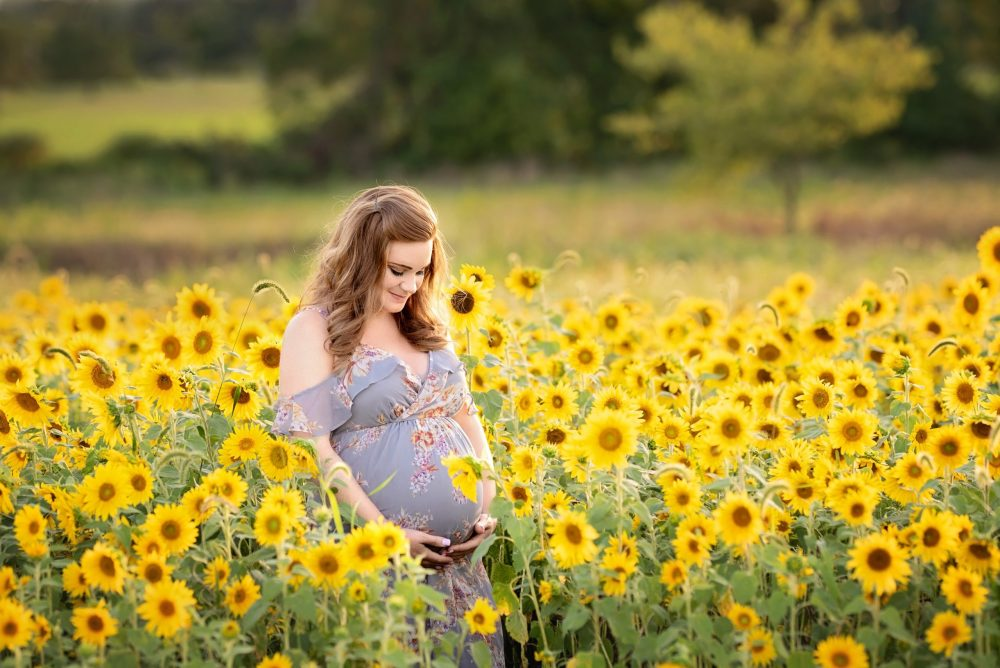 Camp Hill PA Maternity Photoshoot