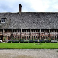 Going Behind The Scenes In Wenlock Abbey