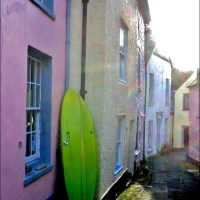 Thursdays Special ~ Winding Our Way Round Kingsand and Cawsand With Some Pirate Tales Thrown In