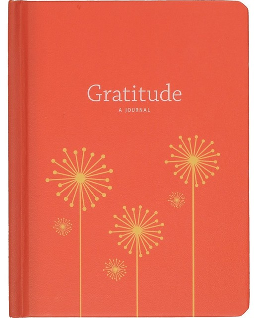 A gratitude journal -- French
