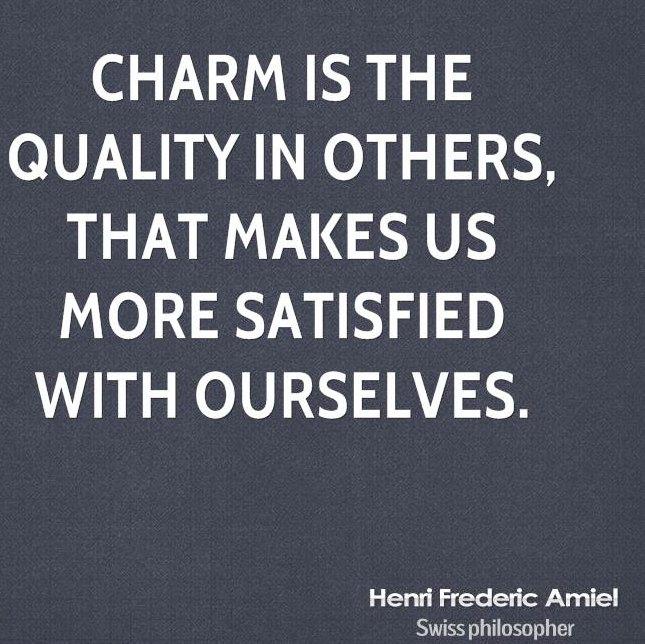 Charm quote