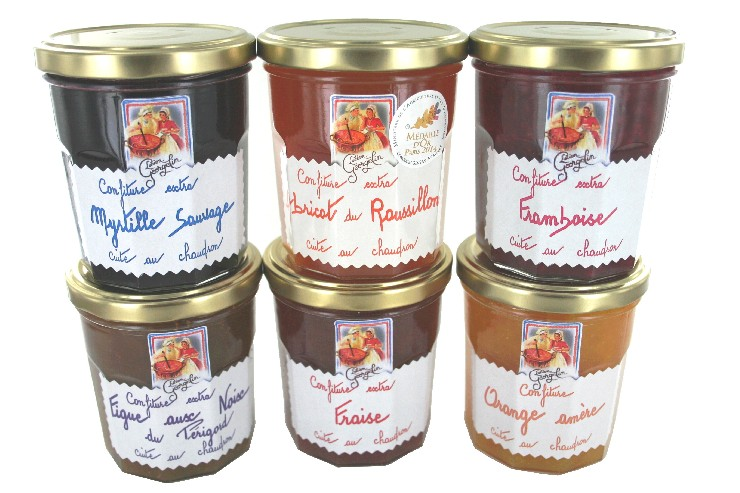Lucien Georgelin confiture