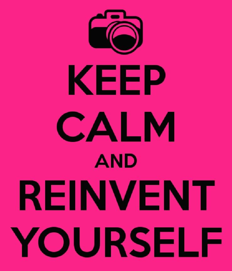 Reinvention