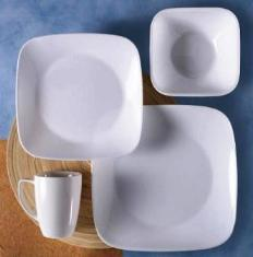 corelle pure white 2