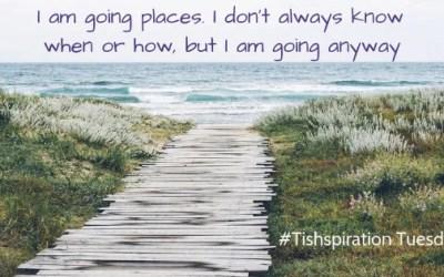 Tishspiration Tuesday | Doing it Yourself