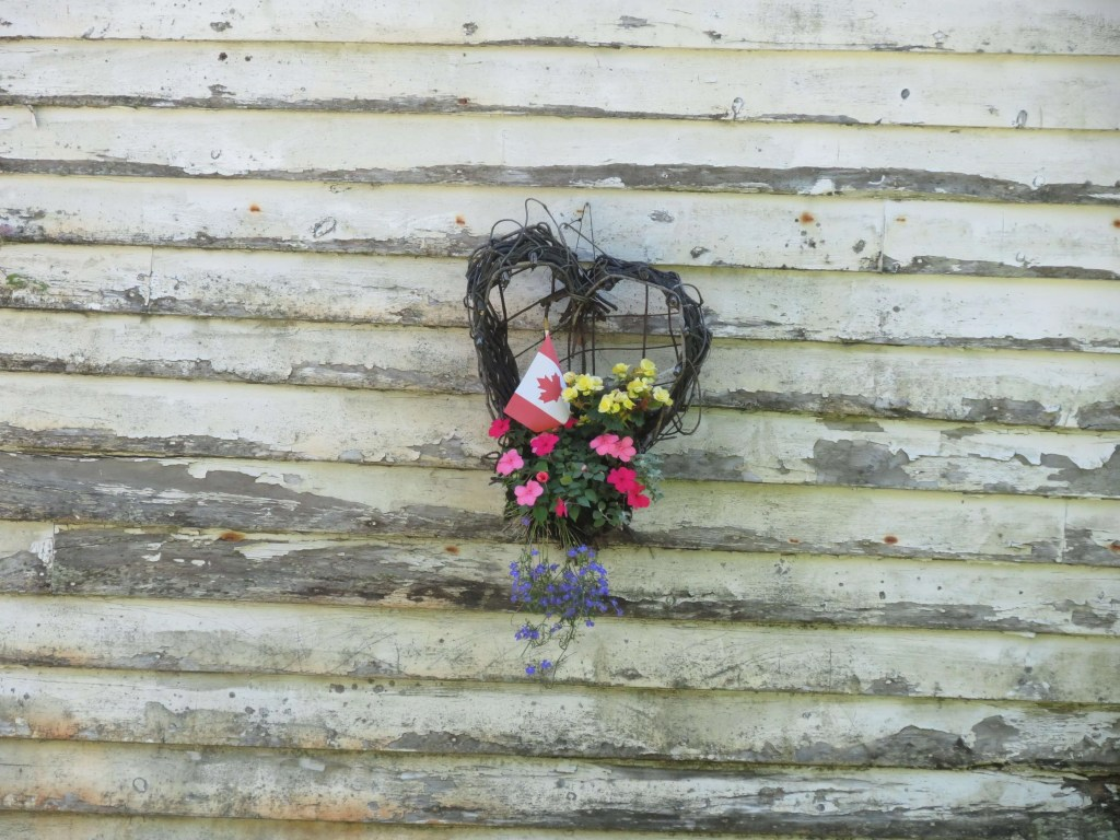A decorative wreath