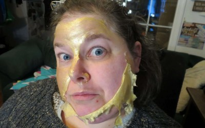Makeup Monday | Taking The Mask Off