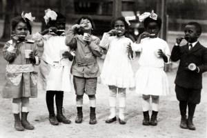cph.3c07103 Miner Normal--1st grade. Ada Hand, teacher Goldsberry Collection 1910