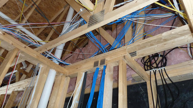 Home Automation Wiring Home Automation Neat Wiring