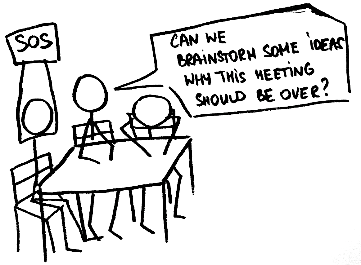 The most boring meetings ever