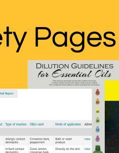 Tisserand institute essential oil safety pages also education robert rh roberttisserand