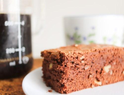 Brownies riches en chocolat