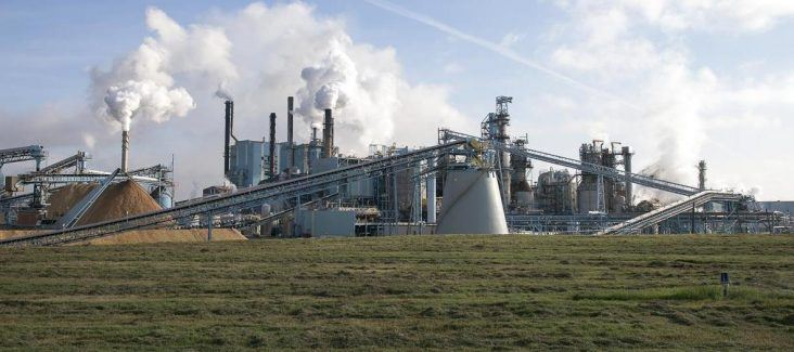 Domtar to shutter paper machine work in Ashdown, Domtar to shutter paper machine work in Ashdown