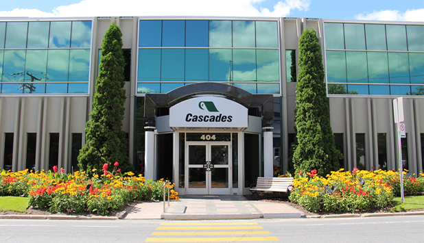 Cascades Inc.'s US$500 million notes offering, Cascades Inc.'s US$500 million notes offering