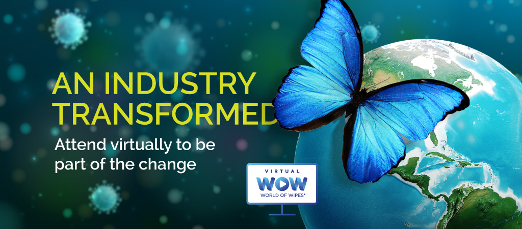 World of Wipes International Conference starts today, World of Wipes International Conference starts today