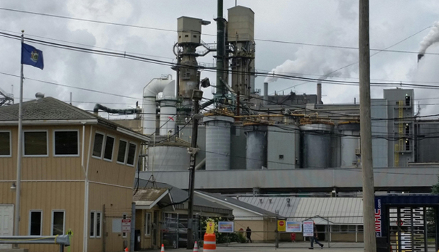 Jay paper mill reduces workforce again, Jay paper mill reduces workforce again