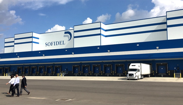 Sofidel invests in green energy in its logistics area, Sofidel invests in green energy in its logistics area