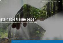 Sofidel launches its new website, Sofidel launches its new website