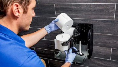 Compact® toilet paper is excellent for reducing the risk of cross contamination, Compact® toilet paper is excellent for reducing the risk of cross contamination
