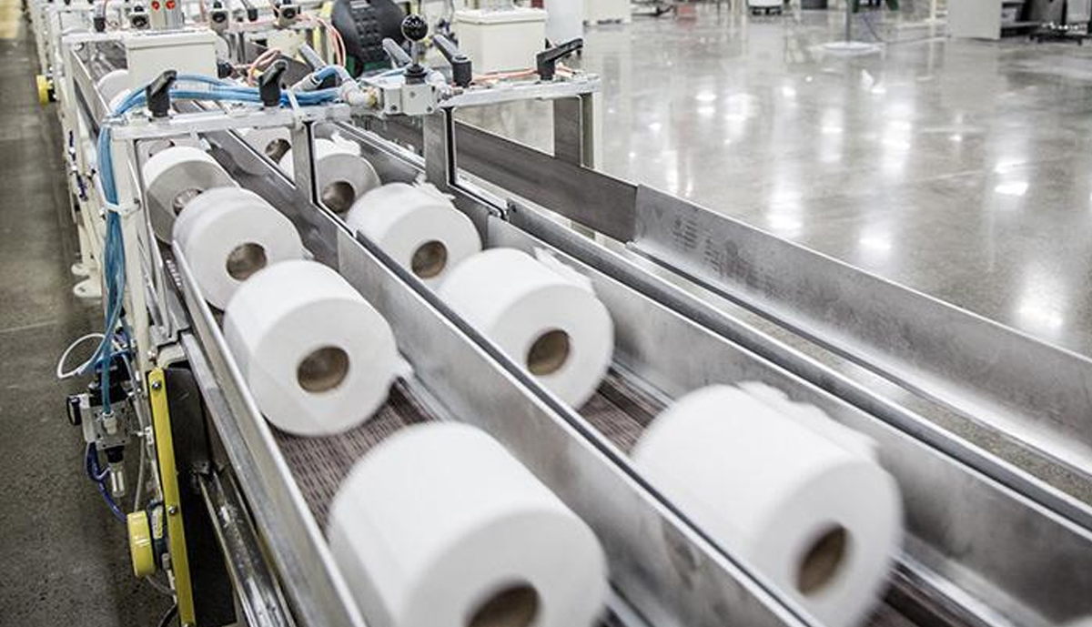 Georgia-Pacific announces $25 million investment for new tissue line at Wauna Mill, Georgia-Pacific announces $25 million investment for new tissue line at Wauna Mill