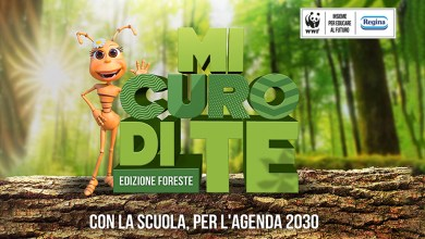 , Sofidel and WWF working with Italian schools towards the 2030 Agenda