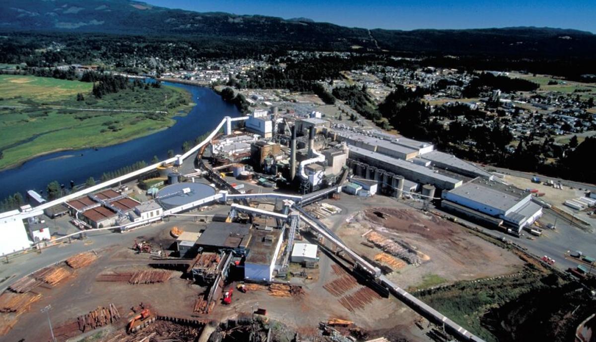 Paper Excellence announces a $13 million upgrade plan for Port Alberni, Paper Excellence announces a $13 million upgrade plan for Port Alberni