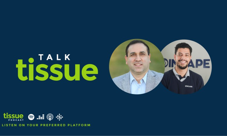 , Talk Tissue with Thiago Karam, general supervisor at INCAPE – Brazil – Podcast #2