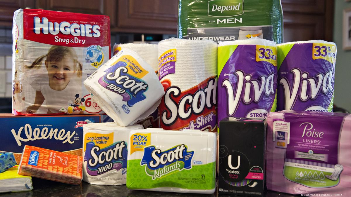 , Kimberly-Clark continues to profit from tissue sales