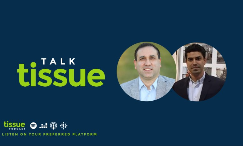 , Talk Tissue with Hector Hurtado, Co-owner of Servipap – Podcast #3