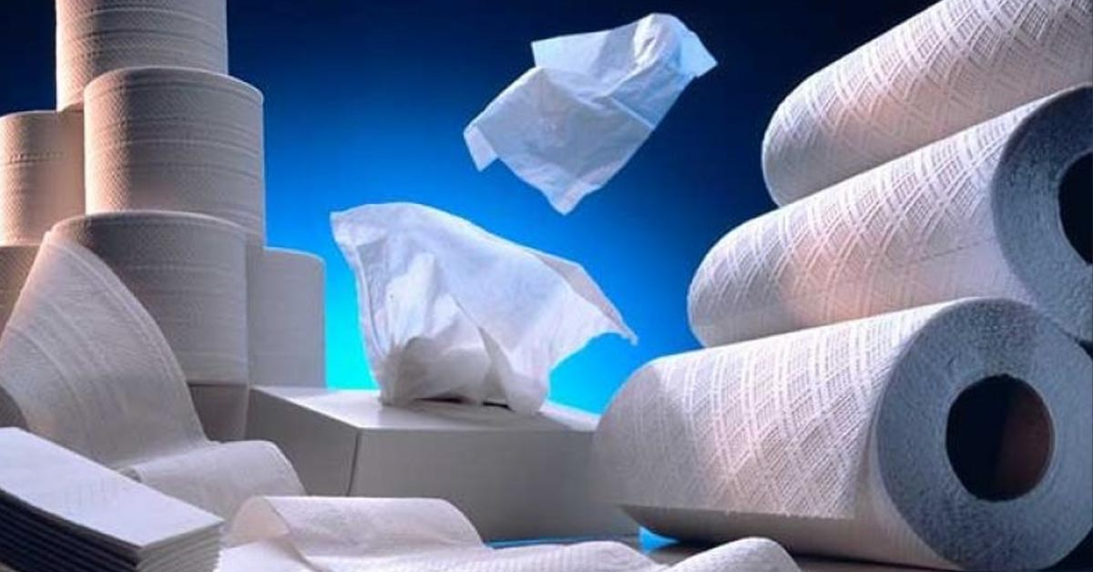 , European Demand for Hygiene Papers Grew in 2020
