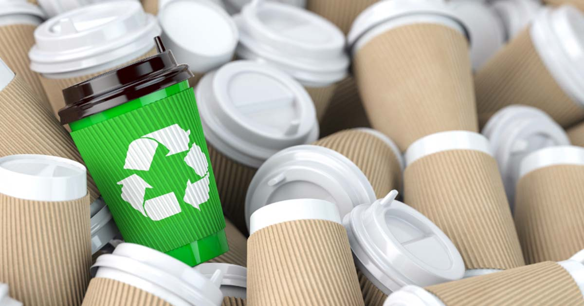 , Is it the end of disposable cups?
