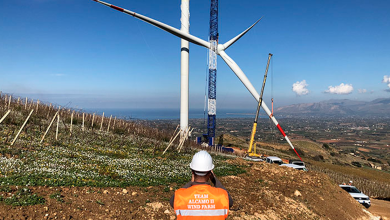 , New RWE onshore wind farm in Italy produces green electricity for Sofidel