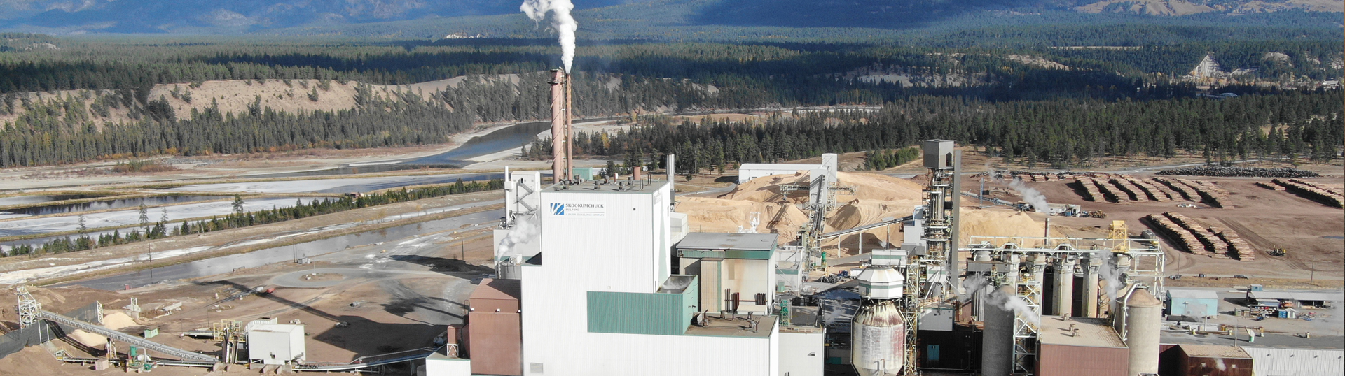 , Paper Excellence responds to environmental penalties levied at Skookumchuck Pulp